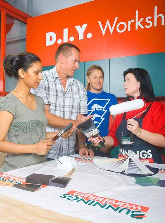 SEO Services CC Content Marketing Bunnings DIY Workshop
