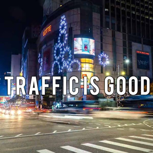How to generate website traffics for new website/blog?